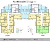 Предлагается 2х ком. кв. 57 кв.м. в ЖК Янинский каскад-4 - Фото 5