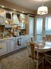 Очень уютная и красивая квартира для дружной семьи!
