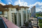 Элитная недвижимость в Москве, Купить пентхаус в Москве в базе элитного жилья, ID объекта - 321972355 - Фото 1
