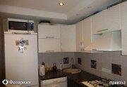 Квартира 3-комнатная Саратов, Комсомольский пос, ул Тульская, Купить квартиру в Саратове по недорогой цене, ID объекта - 313449236 - Фото 4