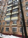 А54183: 1 квартира, Москва, м. Текстильщики, Волжский бульвар, д.18к2