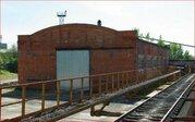 Теплый склад 3 500 м2 на 7,7 Га с 3 ж/д тупиками в Чехове