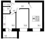 Продажа квартиры, Псков, Балтийская улица, Купить квартиру в Пскове по недорогой цене, ID объекта - 323523589 - Фото 2