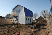 Бревенчатый дом 100 кв.м. - Фото 2
