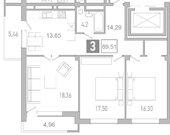Продажа 3 ком. квартиры в новом доме в Евпатории - Фото 3