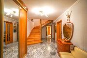 Современный жилой 3х этажный таунхаус 350 кв.м. ЖК «Родники» Одинцово - Фото 1