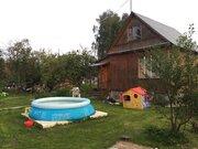 Земельный участок с летним домиком в Истринском районе!