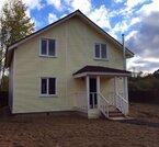 Купить дом из бруса в Щелковском районе д. Огуднево