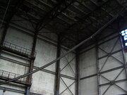 Сдаётся производство 400 м2 с высокими потолками