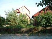 Коттедж 160 кв.м. на 15 сотках Раменский р-н, п.Ганусово - Фото 1