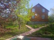 Дом 130кв.м. с земельным участком 24 сотки в д. Клубня, г.о. Кашира, .