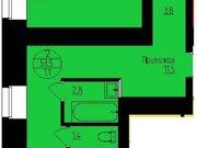 Продажа двухкомнатной квартиры в новостройке на Красноармейской улице, ., Купить квартиру в Благовещенске по недорогой цене, ID объекта - 319714779 - Фото 2