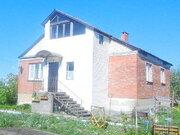 Продам загородный жилой кирпичный дом пл. 94 кв.м. Тосно + 1 км. - Фото 1