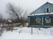Продаётся полдома и земельный участок 15 соток в д. Клетино