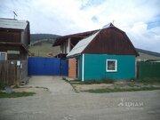 Продажа дома, Большое Голоустное, Иркутский район, Ул. Байкальская