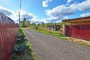 Участок 12 соток в деревне Федцово (жд станция в доступности) - Фото 4