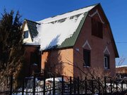 Лужки д. Серпуховской р-он, дом 214 кв м.жилой, прописка, торг. - Фото 2