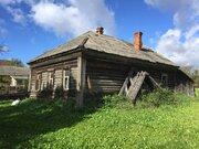 Участок в деревне Павлищево с старым домом, газ, электричество - Фото 3