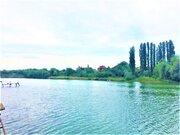 Участок 5.2 сотки с прямым выходом на водоем-Ростовское море - Фото 1