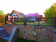 Продаю усадьбу в Юрьевце с красивым видом на море - Фото 1