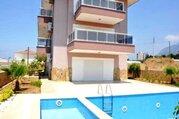 Продается триплекс вилла с бассейном в Алании Махмутлар, Продажа домов и коттеджей Аланья, Турция, ID объекта - 501757363 - Фото 1