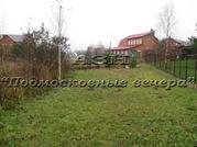 Новорижское ш. 35 км от МКАД, Качаброво, Участок 15 сот.