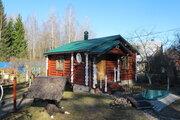Продам шикарную дачу, Дачи Лебедевка, Выборгский район, ID объекта - 502671299 - Фото 4