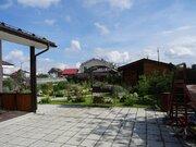 Жилой коттедж с шикарным участком, п. Растущий, 10 км от Екатеринбурга - Фото 1