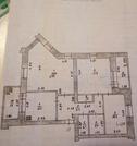 Трёхкомнатная квартира на ул.Николая Ершова д.49б