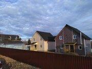 Купить дом из бруса в Домодедовском районе д. Овчинки - Фото 4
