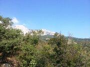 Продажа земельного участка в Парковом с видом на море и горы.