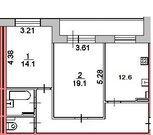 Квартира, ул. Труфанова, д.34 к.А - Фото 1