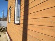 Новый 2 эт. дом на участке 5,6 сотки СНТ Толбино 2, Подольск, Климовск - Фото 4