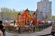 Однокомнатная квартира в новом доме на Учительской с ремонтоми мебелью, Купить квартиру в Санкт-Петербурге по недорогой цене, ID объекта - 318344449 - Фото 10