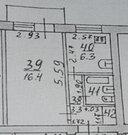 1-к квартира, 31 м2, 5/5 эт. - Фото 2