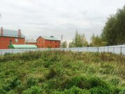 Земельный участок 12 сот. с гаражом и фундаментом в п Михнево - Фото 3