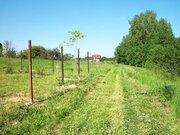 Чеховский р-н.Участок д. Легчищево 10 соток, лес, речка, чистый воздух - Фото 1