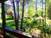Добротный бревенчатый дом на участке 15 соток - Фото 5