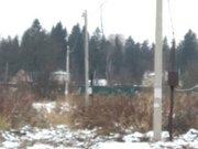 Участок 10 соток в Осипово