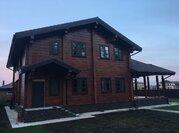 Потрясающий деревянный дом на прилесном участке 12 км от МКАД - Фото 4