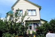 Продаем двухэтажный дом в Лобне. Прописка. Газ. Свободная продажа - Фото 1