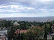 Продажа комнаты в пгт. Симеиз с прекрасным видом на море.