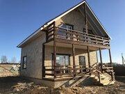 Комлево / Боровск 2хэтажный зимний дом 130м2 на 10 сотках земли - Фото 1