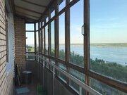 Продажа 4-комнатной квартиры с видом на Волгу. Центральный район