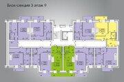 Продам студию 28 кв.м. с балконом мкр. Солнечный - Фото 5