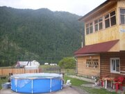 Коттеджи на сутки в Чемале