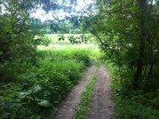 18 соток в деревне на берегу реки, Полуэктово, Рузский район - Фото 2