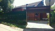 Часть дома площадью 72,4 кв.м, г. Подольск, ул. Сыровская, д.26.