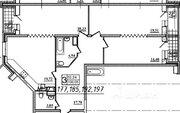 Продаю3комнатнуюквартиру, Назрань, Московская улица, 28, Купить квартиру в Назрани по недорогой цене, ID объекта - 323071453 - Фото 1