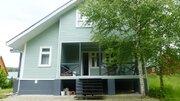 Дом 100 кв.м. в с. Аксиньино, Ступинского р-на на участке 20 соток - Фото 4